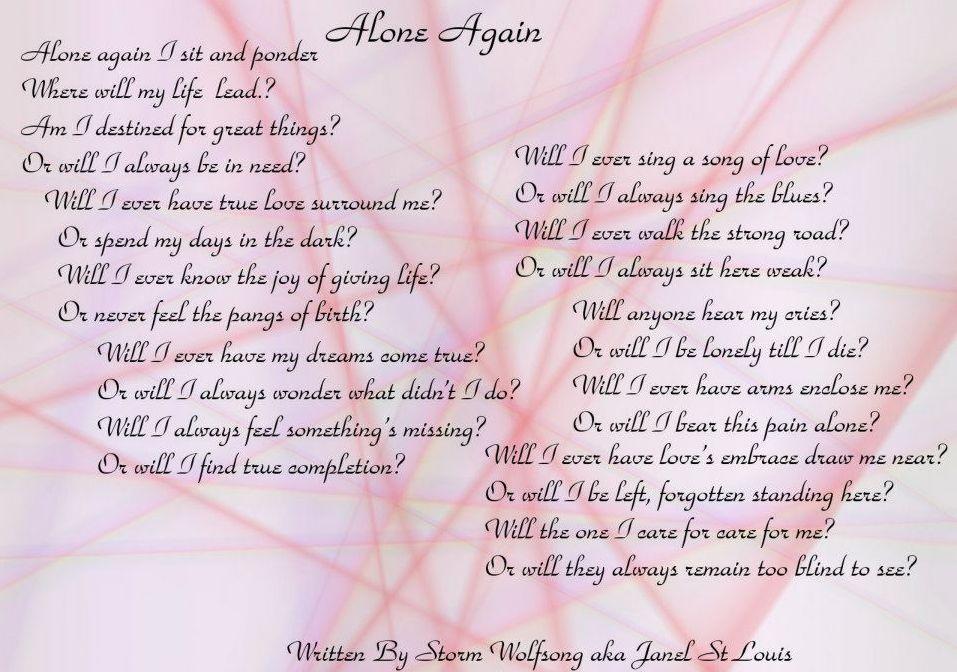 AloneAgain